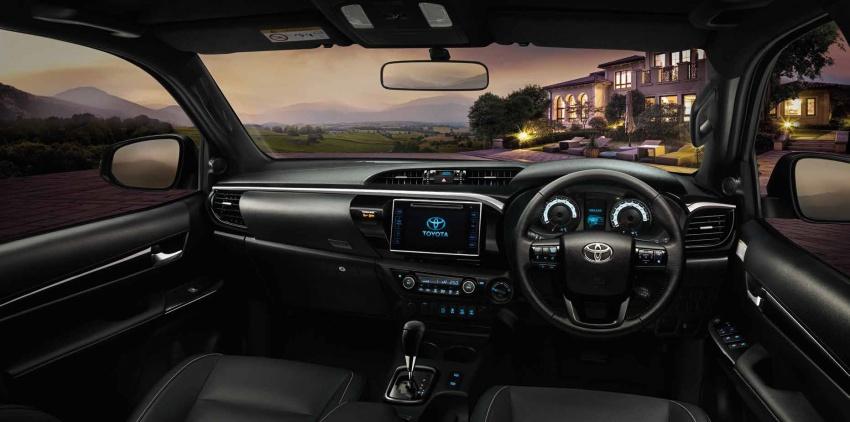 Toyota Hilux Revo 2021 Price in Pakistan Specs, Features