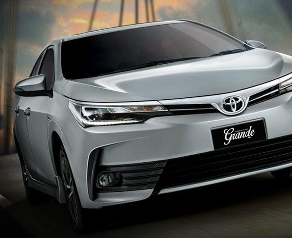 Toyota Corolla 2021 Price in Pakistan