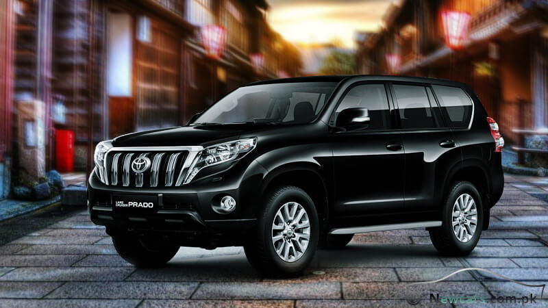 Land Cruiser Prado 2020 Price in Pakistan