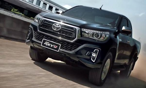 Toyota Hilux Revo 2020 Price in Pakistan