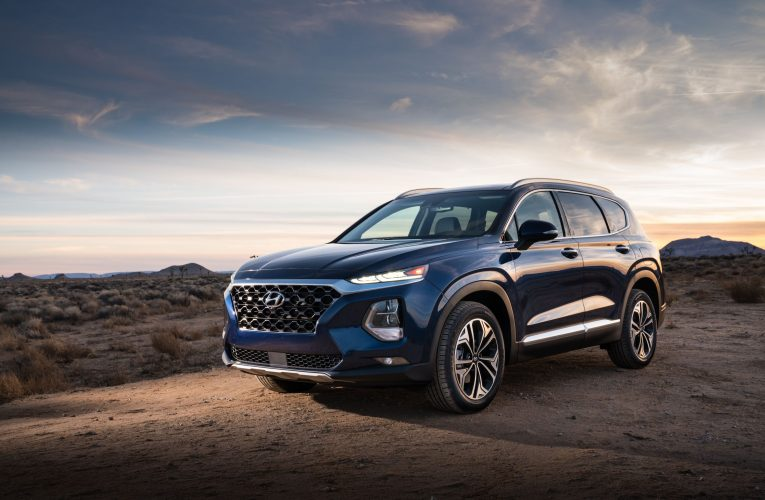 Hyundai Santa FE 2020 Price in Pakistan, Specs, Features, Colors, Availability