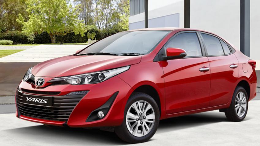 Toyota Yaris 2021 Price in Pakistan