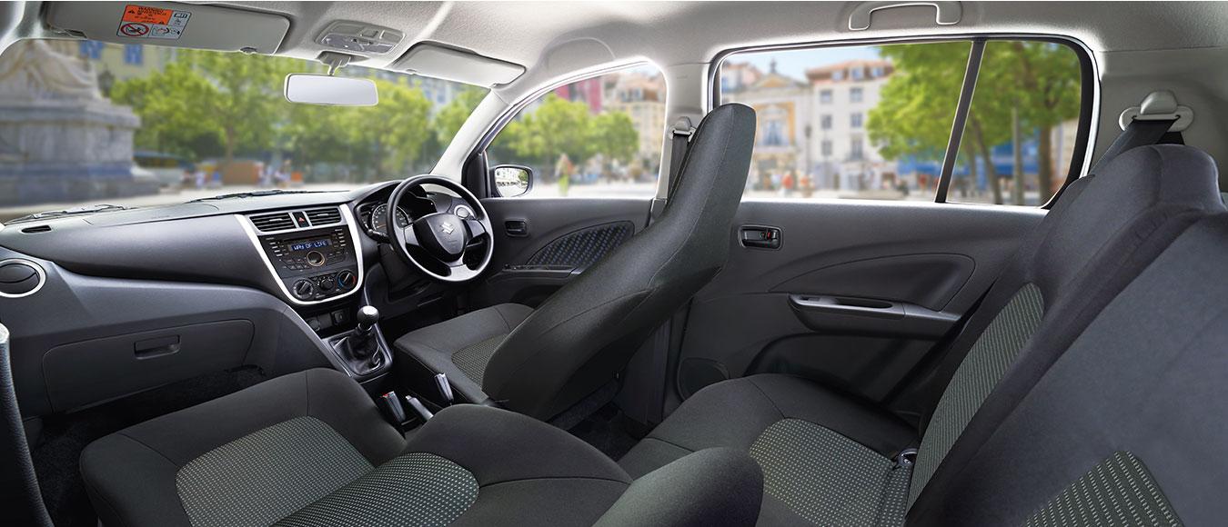 Suzuki Cultus 2021 Interior