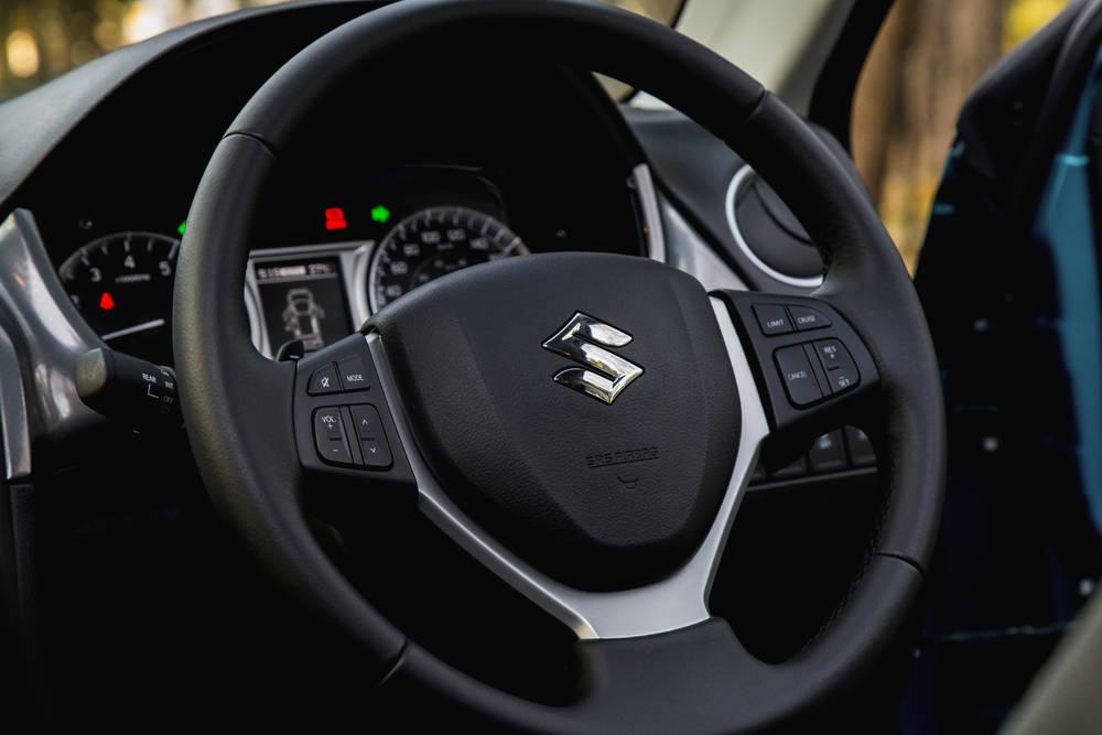 Suzuki Vitara 2021 Interior