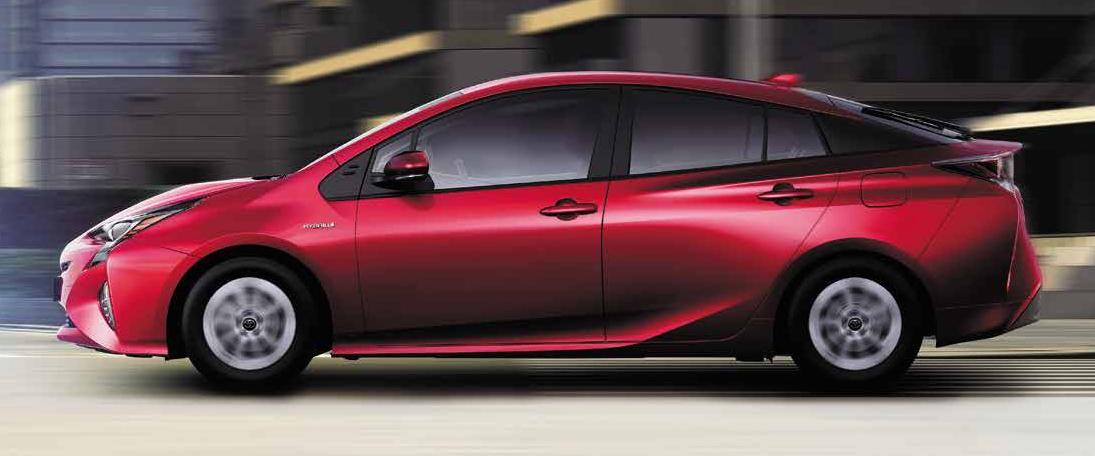 Toyota Prius Exterior