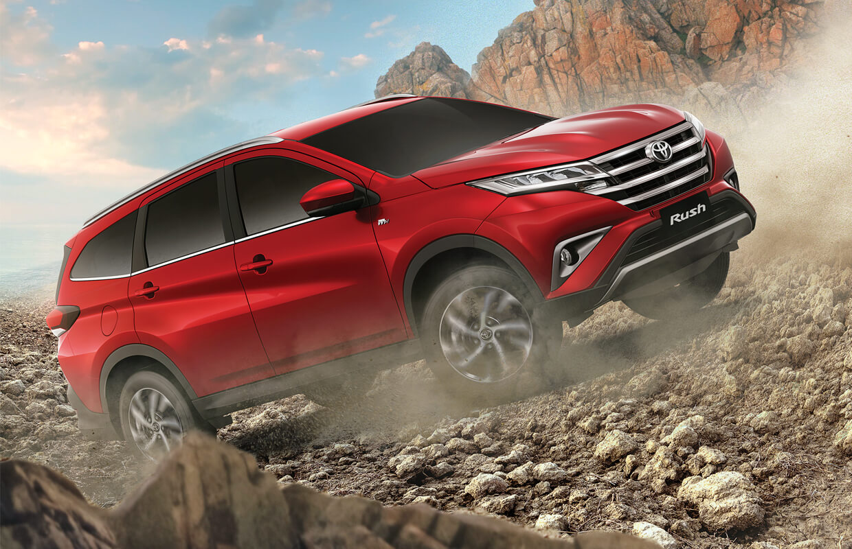 Toyota Rush 2020 Price in Pakistan Specifications, Features, Colors, Availability