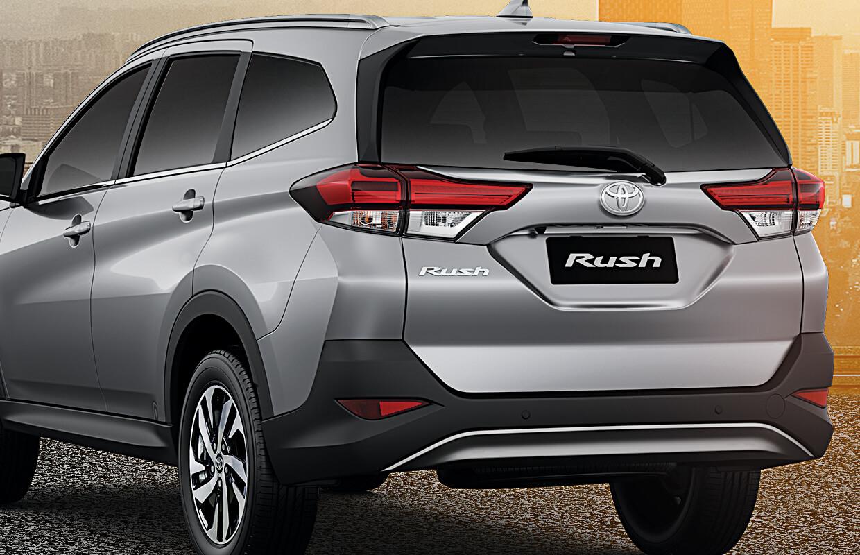 Toyota Rush 2021 Exterior