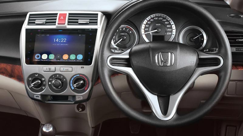 Honda City Interior 2021