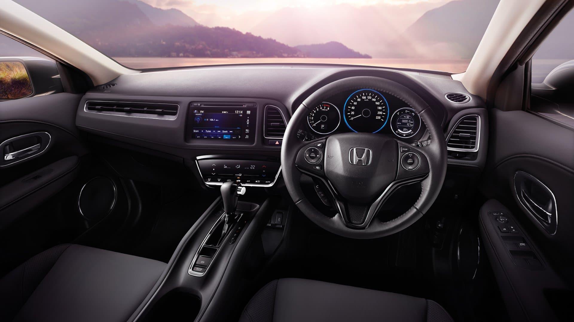 Honda HRV Interior