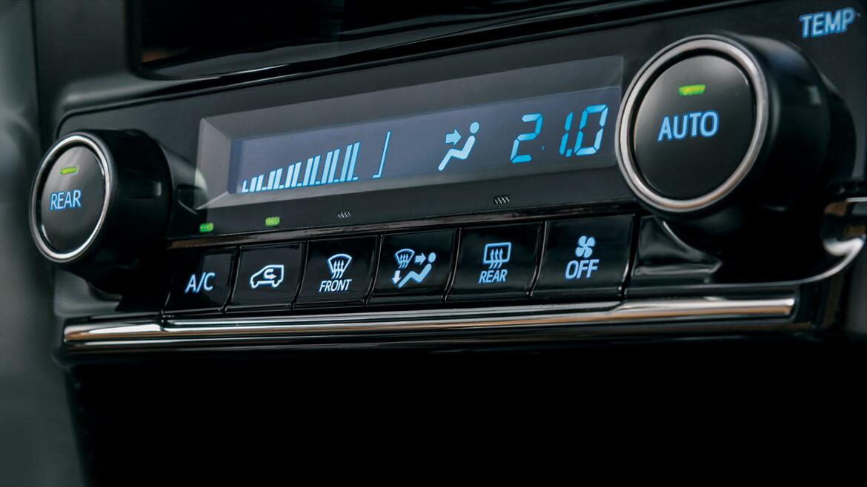 Toyota Fortuner 2021 Interior