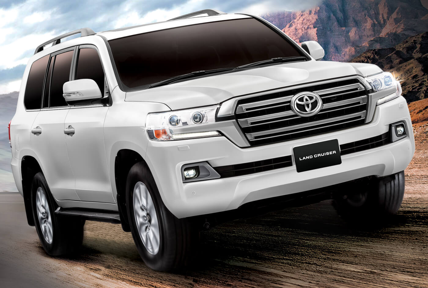 Toyota Land Cruiser 2021 Prices in Pakistan Specifications, Features