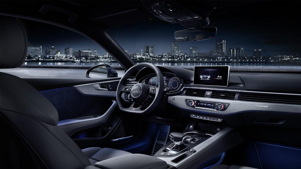 Audi A5 2020 Interior
