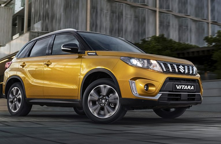 Suzuki Vitara 2020 Price in Pakistan Specs, Features, Colors