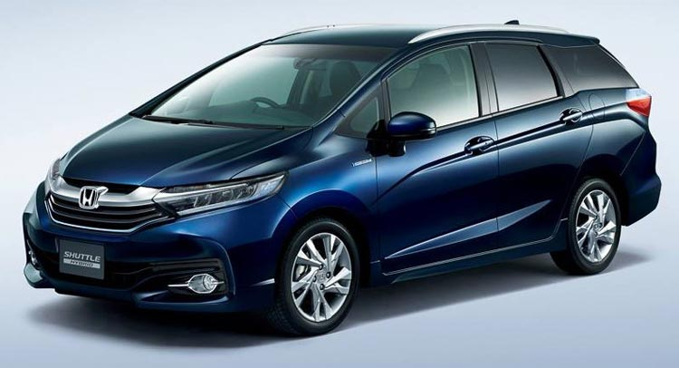 Honda Fit Shuttle Hybrid 2020 Price in Pakistan