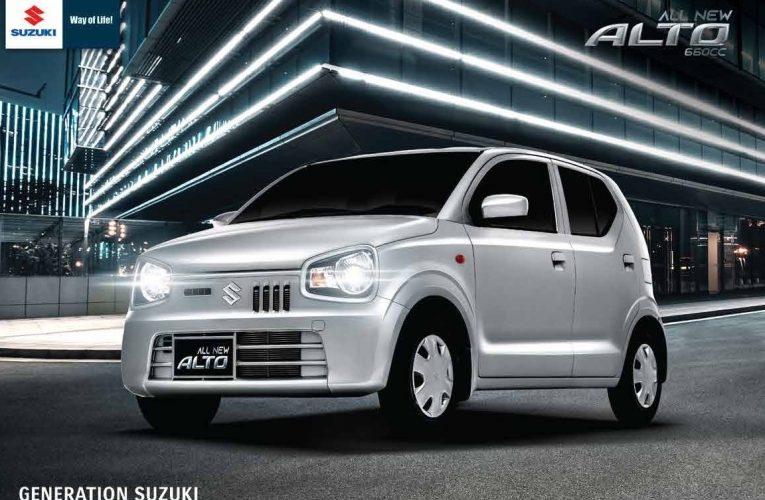 Suzuki Alto 2020 Prices in Pakistan Specs, Features