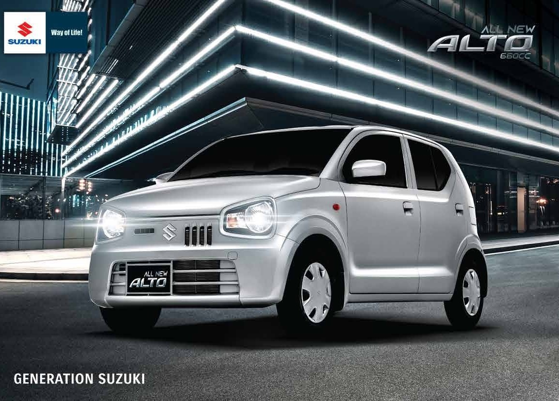 Suzuki Alto 2021 Prices in Pakistan