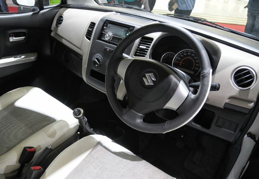 Suzuki Swift 2020 Interior