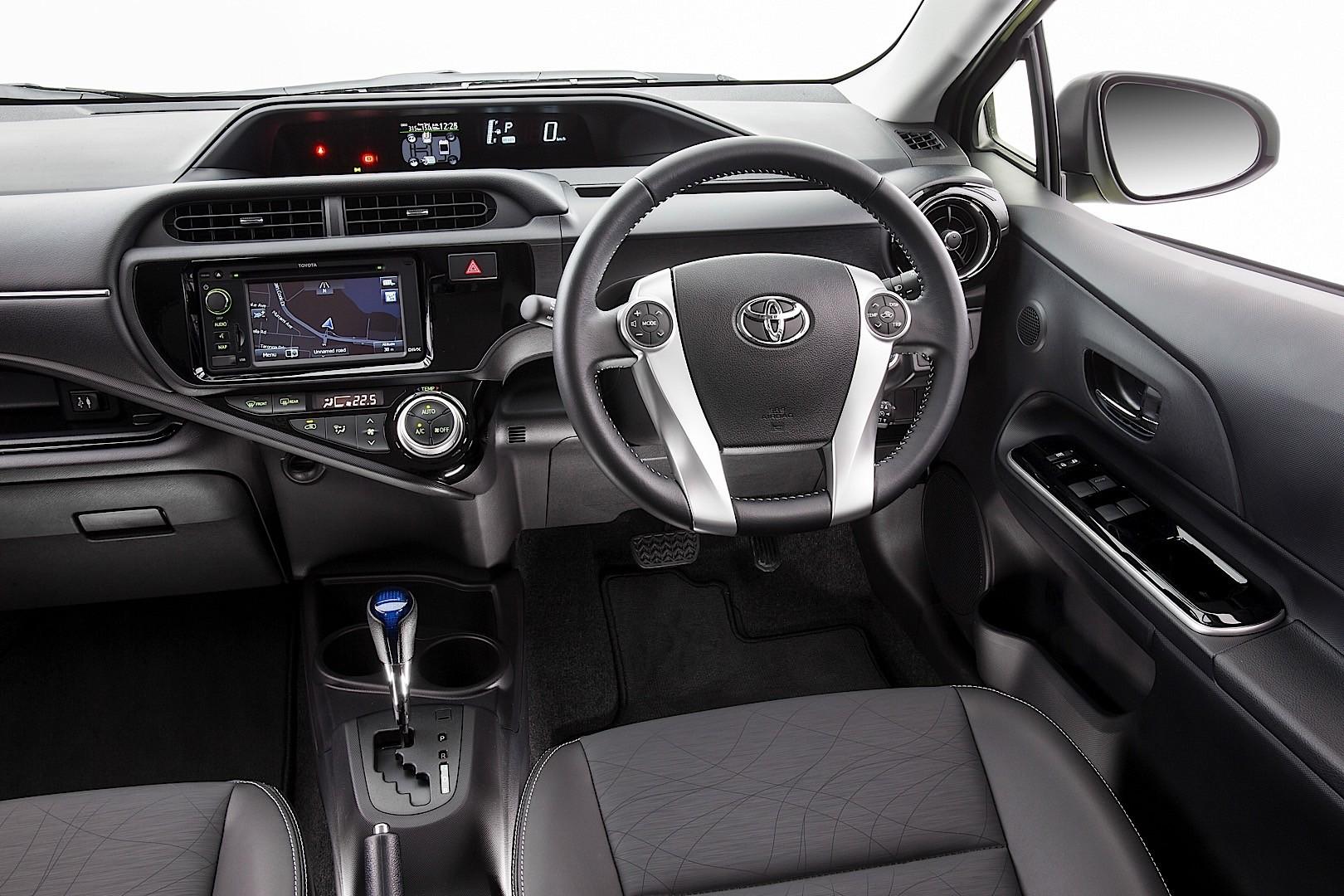 Toyota Aqua 2020 Interior