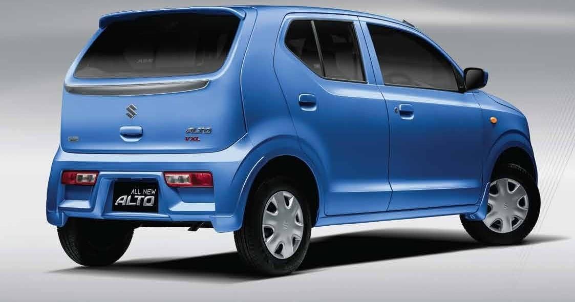 Suzuki Alto Exterior