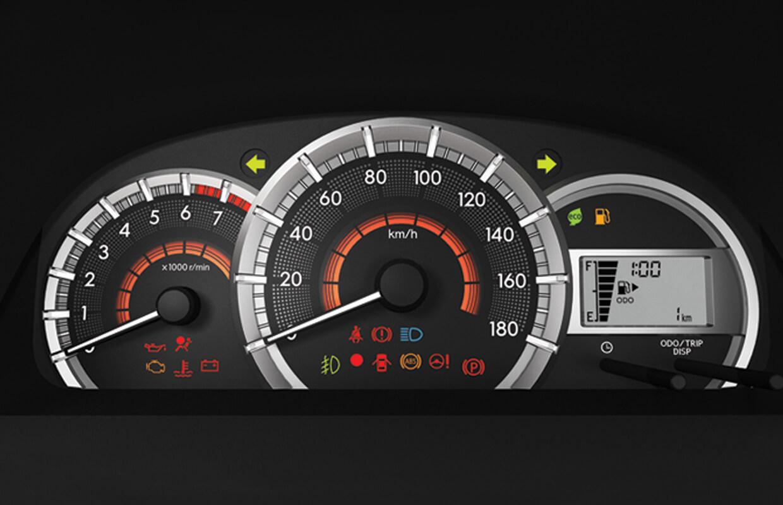 Toyota Avanza 2020 Interior