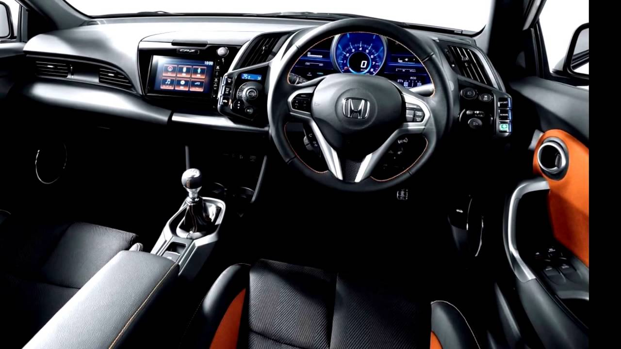 Honda CR-Z 2020 Interior