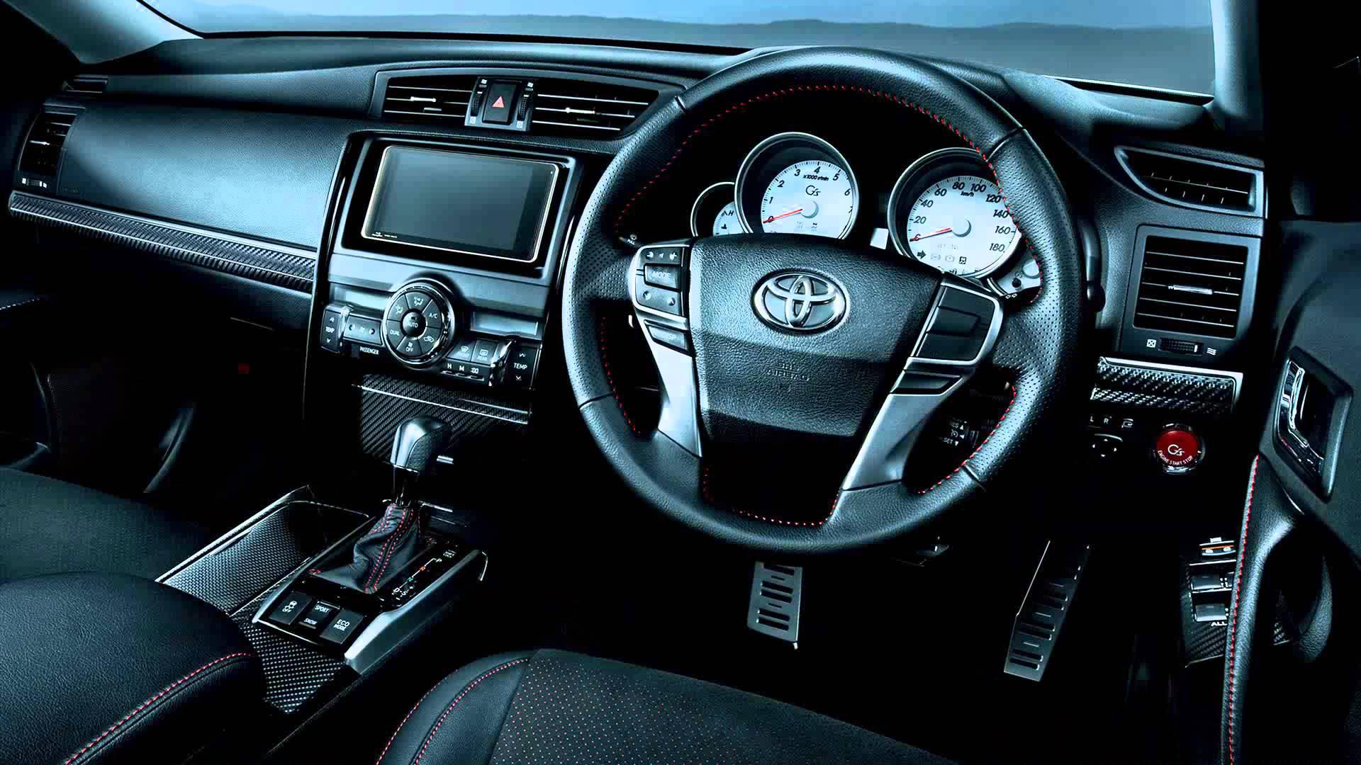 Toyota Mark X 2021 Interior