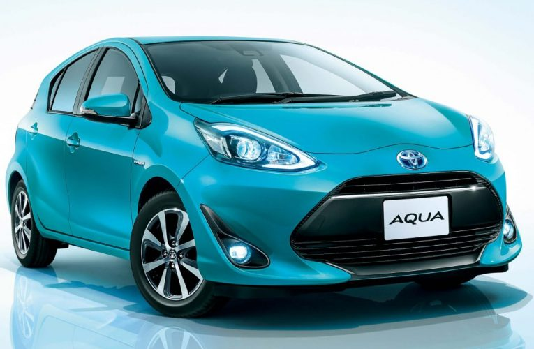 Toyota Aqua 2020 Price in Pakistan