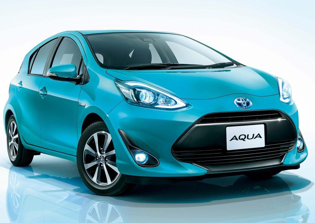 Toyota Aqua 2020 Price in Pakistan
