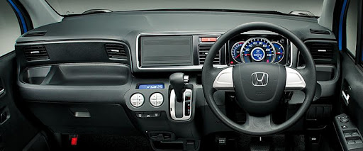 Honda Life 2020 Interior