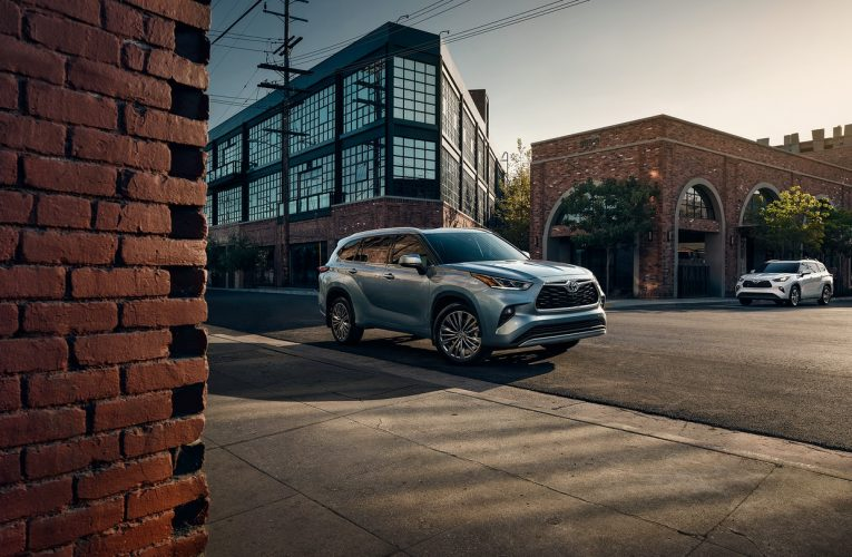 Toyota Highlander 2020 Price in Pakistan Launch Date, Specs