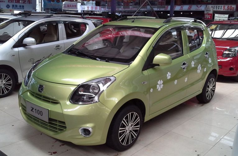 Zotye Z100 Car 2020 Price in Pakistan