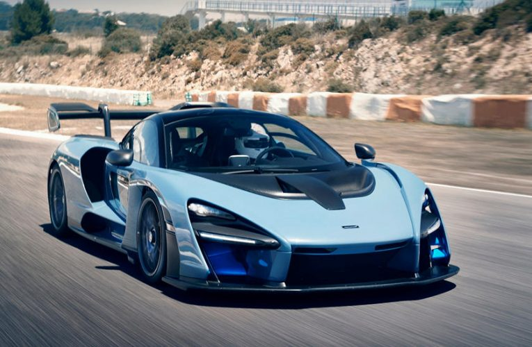 McLaren Seena Price in Pakistan Features Top Speed