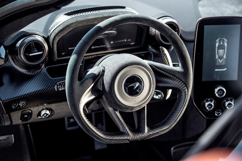 McLaren Seena Features
