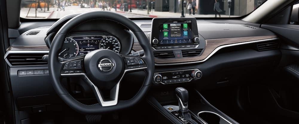 Nissan Altima 2021 Interior