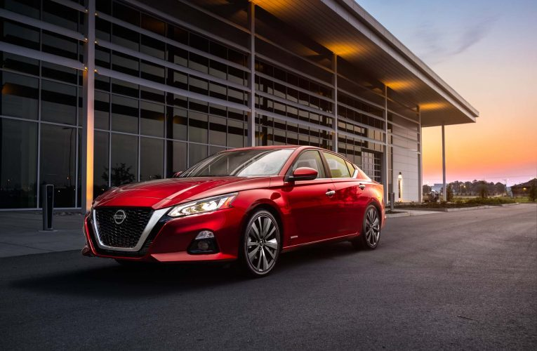 Nissan Altima 2020 Price in Pakistan Specs Features
