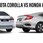 Toyota Corolla Vs Honda Civic