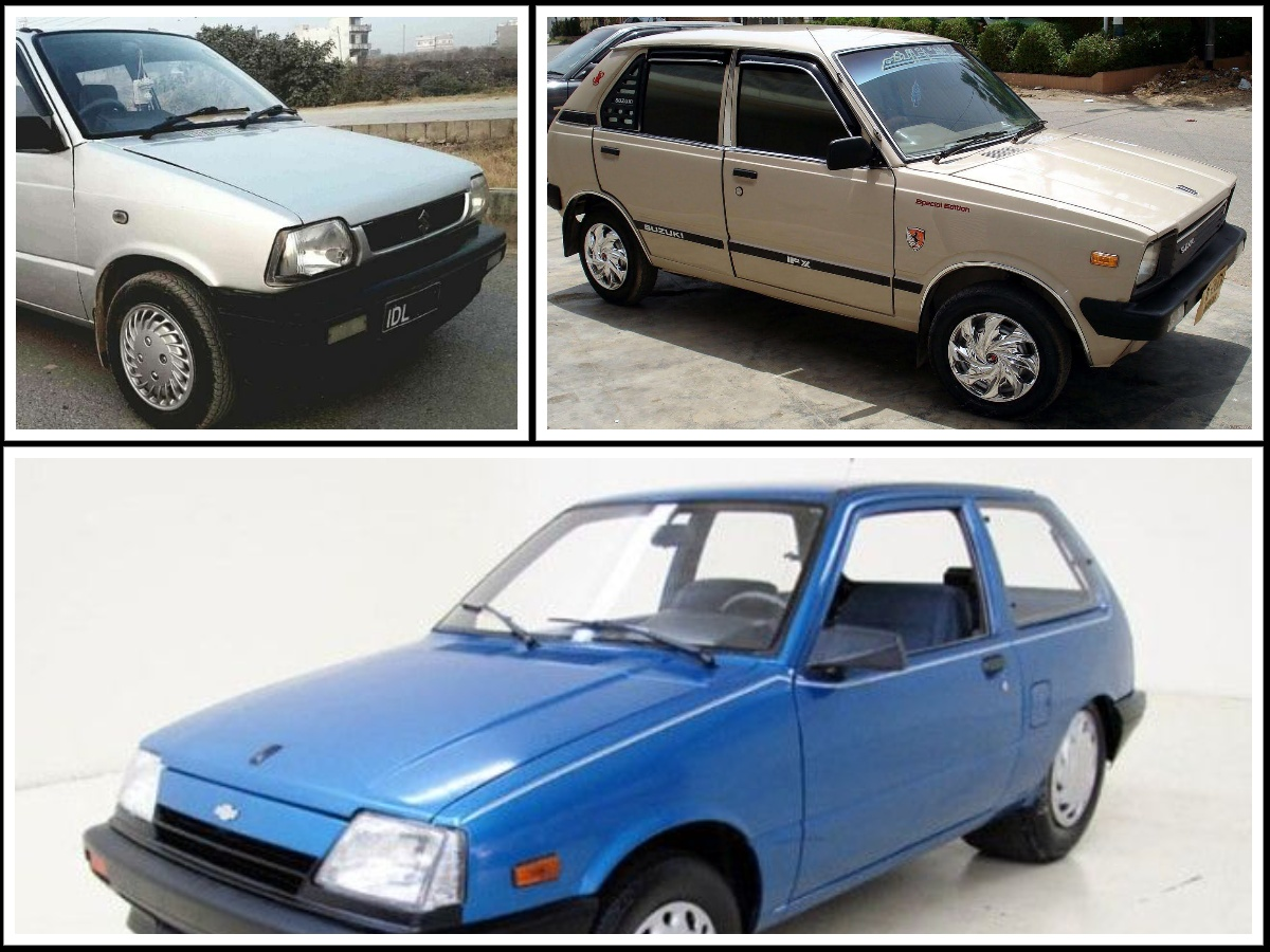 Top Cheap Cars Under 2 Lac in Pakistan