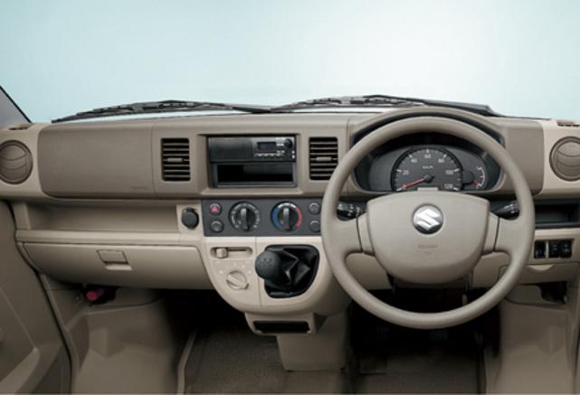 Suzuki Every 2021 Mileage