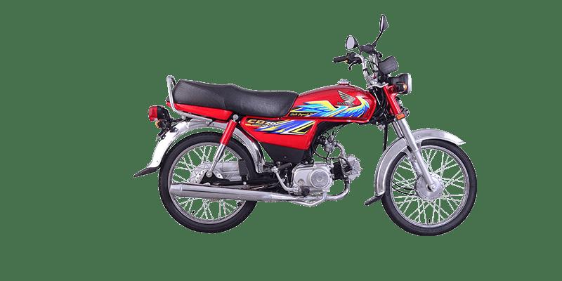 Honda CD 70 2021 Price in Pakistan