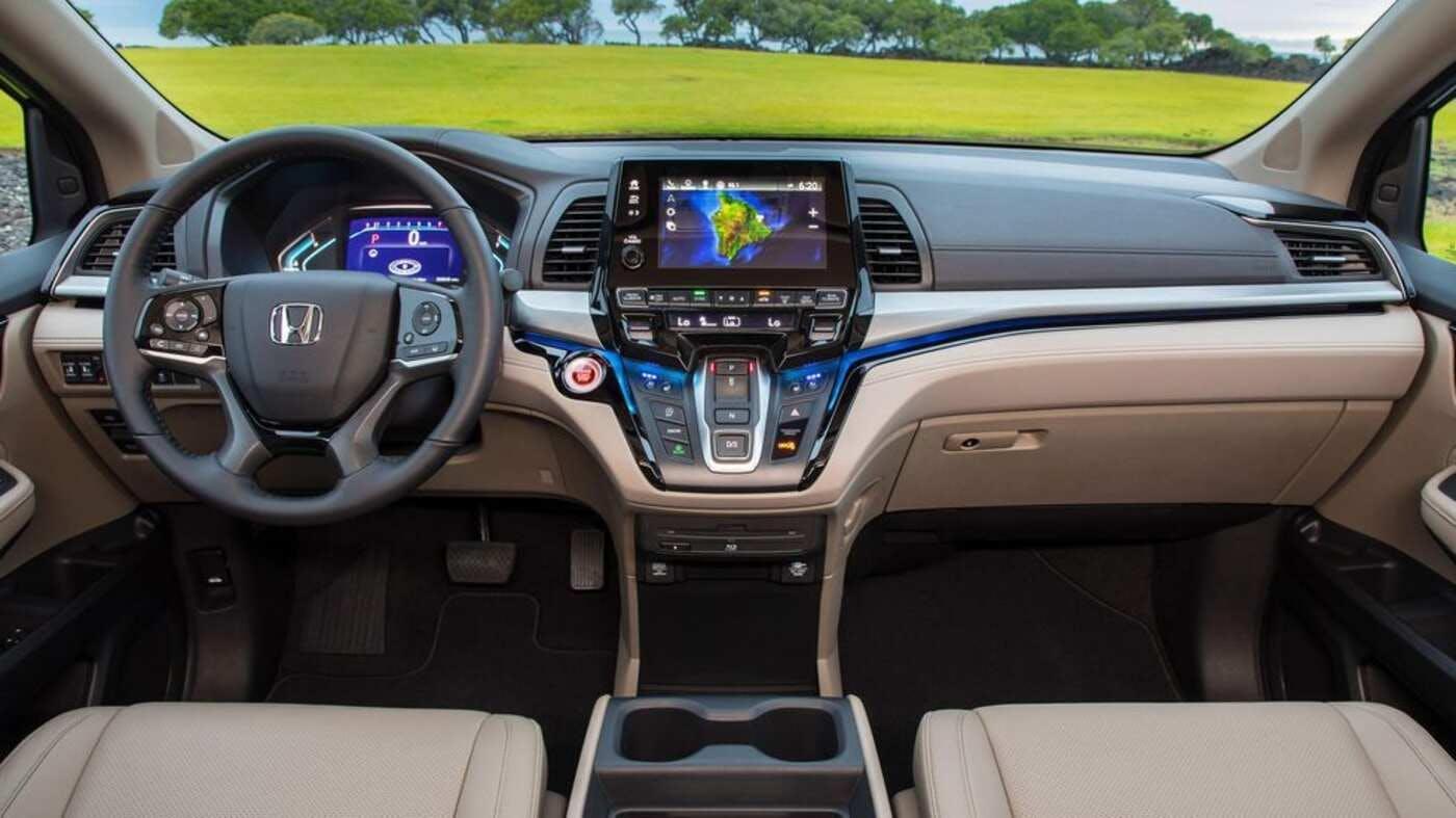 Honda Odyssey 2020 Specifications
