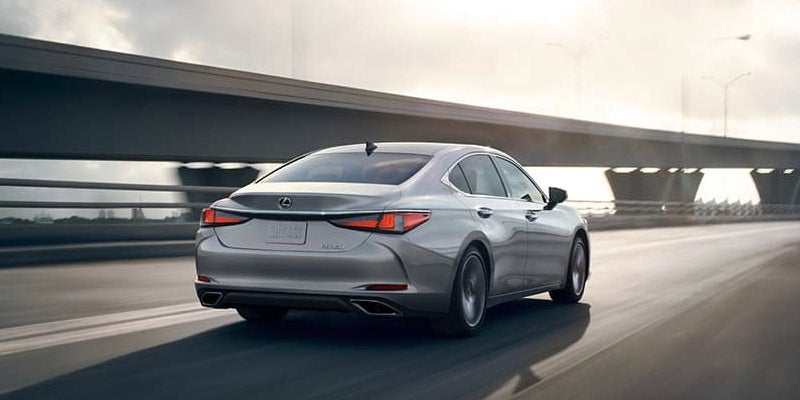 Lexus ES 350 Specifications