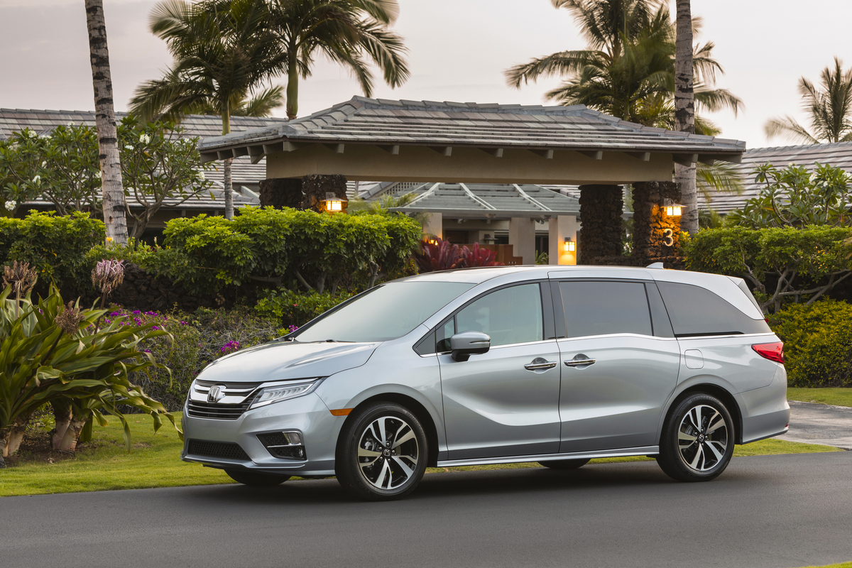 Honda Odyssey 2021 Price in Pakistan Specifications