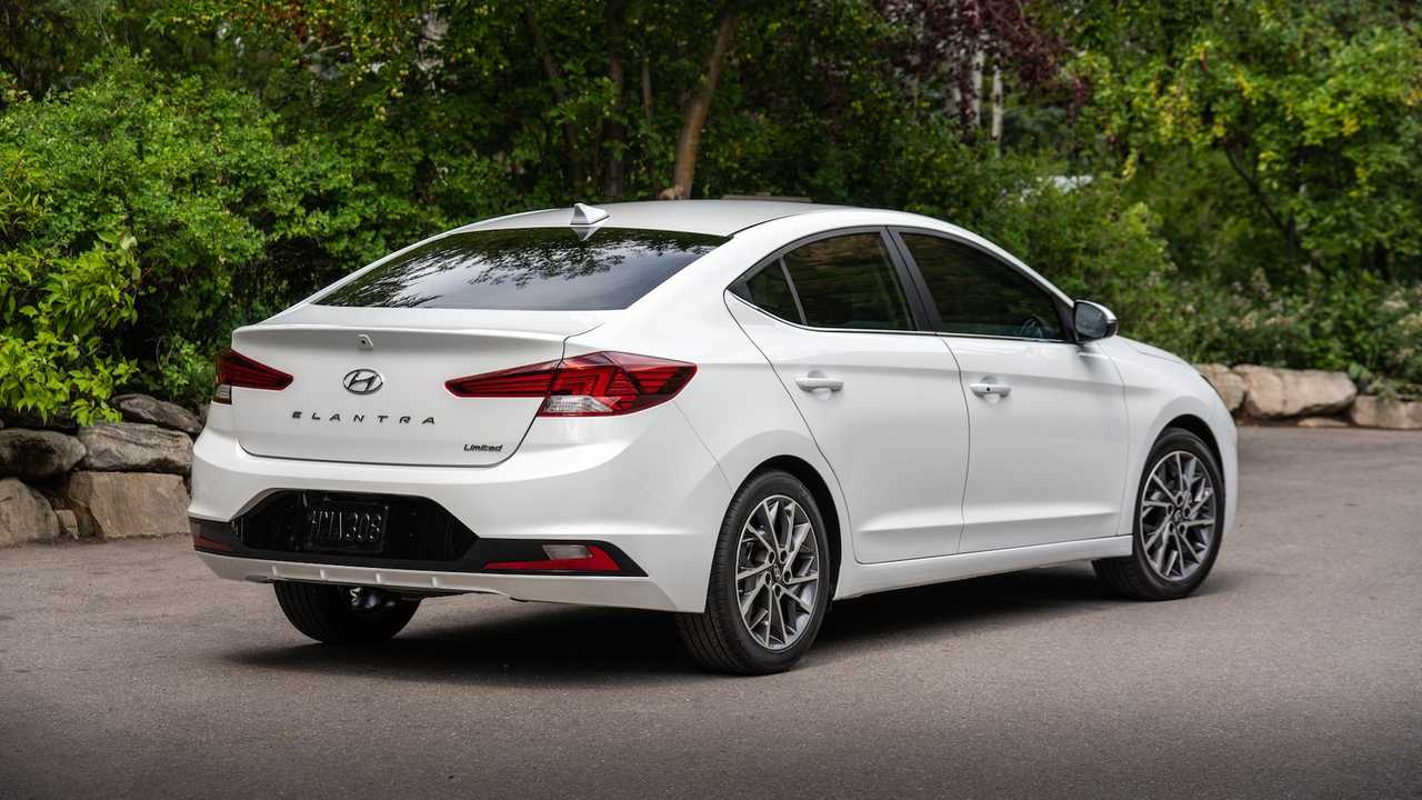 Hyundai Elantra Specifications