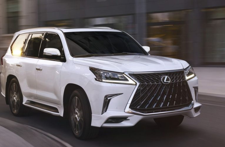 Lexus LX 570 Facelift 2020 Price in Pakistan
