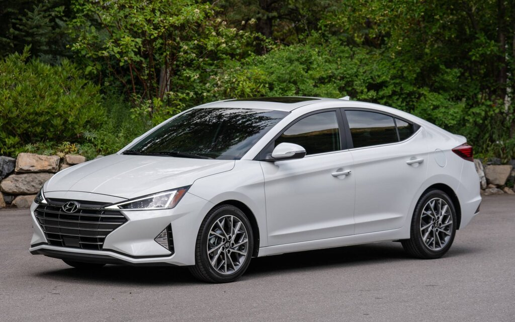 Hyundai Elantra Price in Pakistan 2020 Specs Features