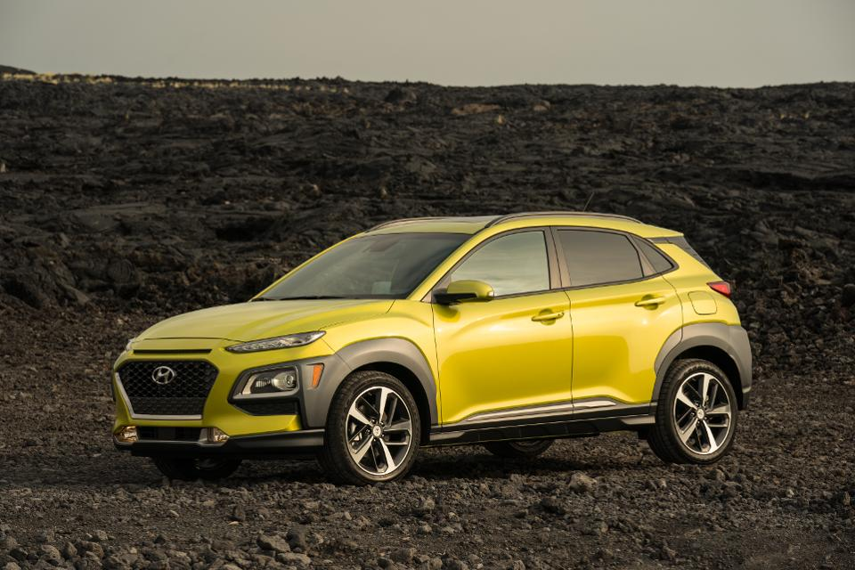 Hyundai Kona 2020 Price in Pakistan Specs Features