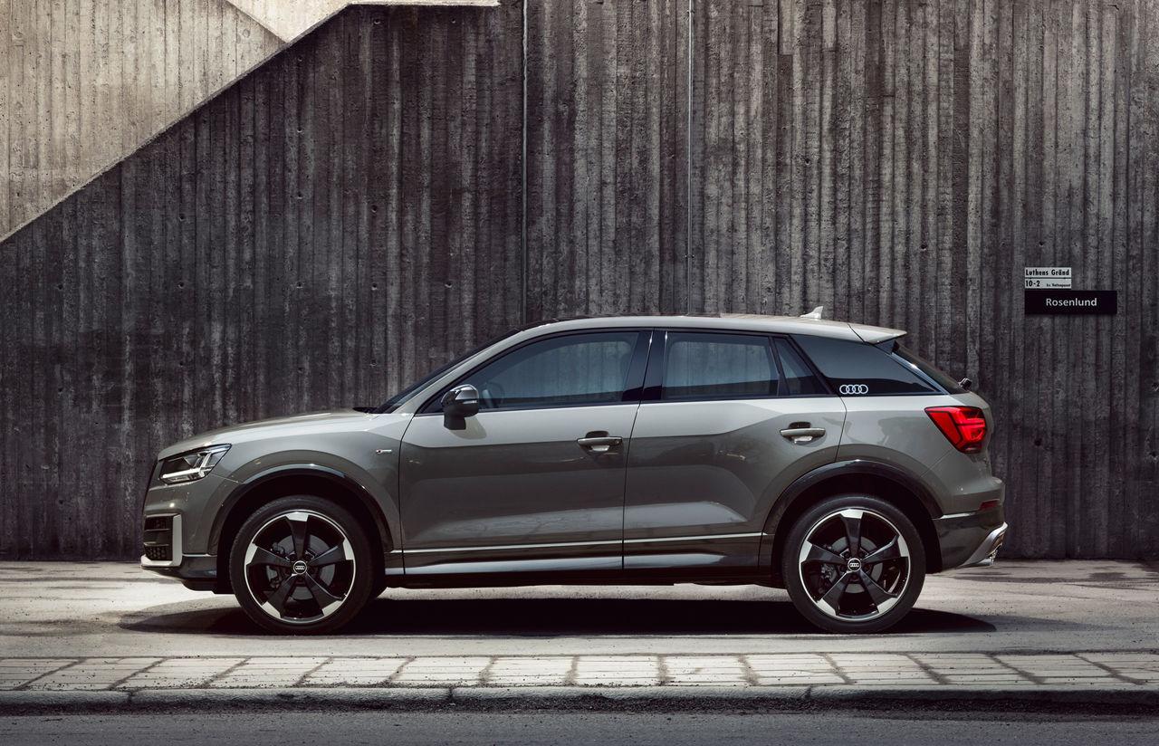 Audi Q2 Specifications