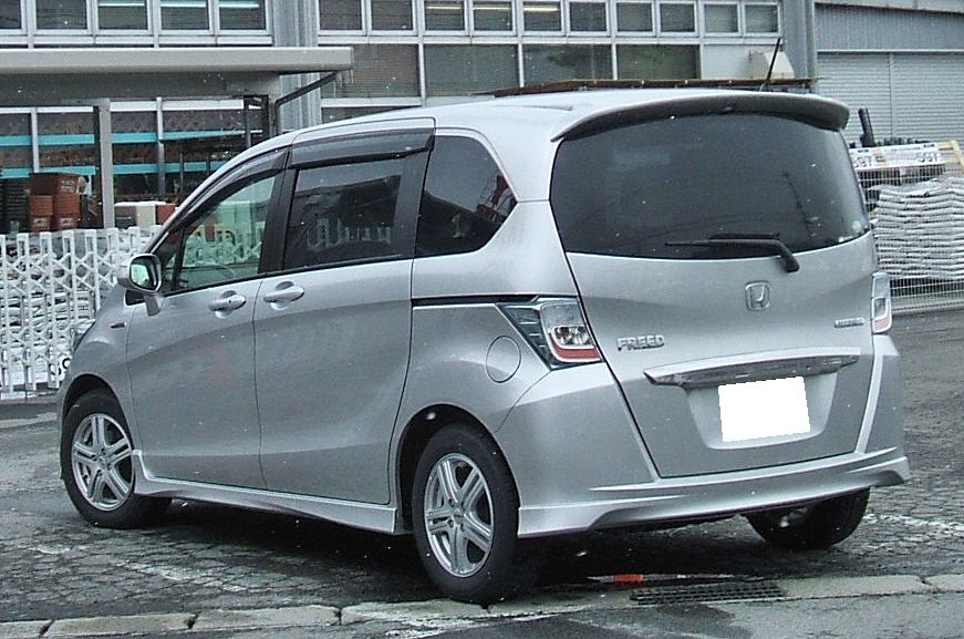 Honda Freed Features