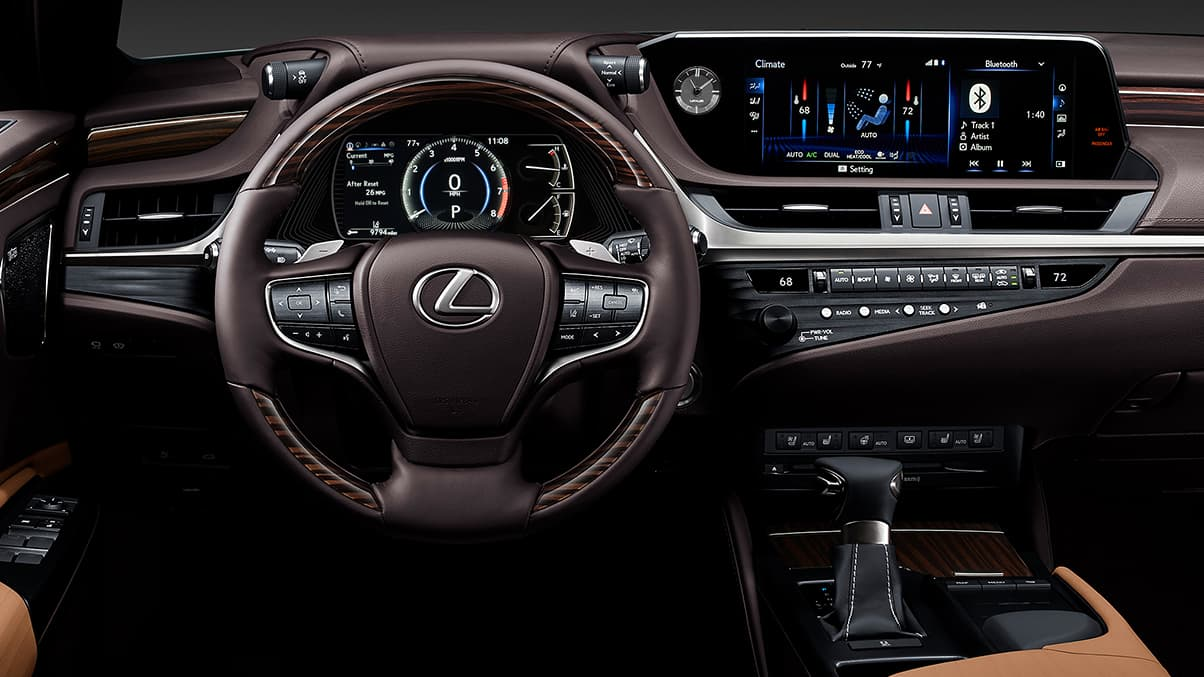 Lexus ES 350 Features