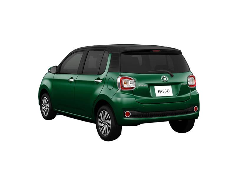 Toyota Passo 2020 Features